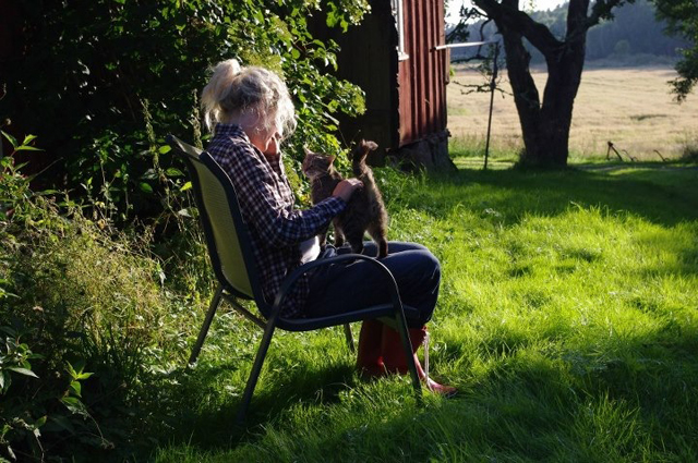 Frilansjournalist i Skåne Anna Hultberg Foto